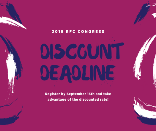 Congress Discount Deadline